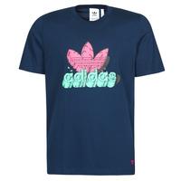 Ruhák Férfi Rövid ujjú pólók adidas Originals 6 AS TEE Kék / Tengerész