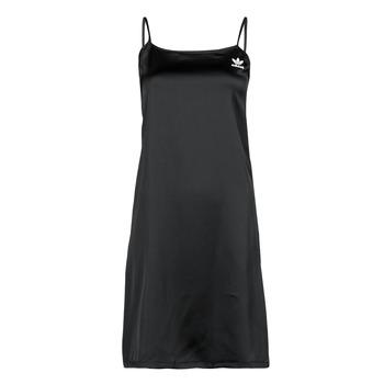 Ruhák Női Rövid ruhák adidas Originals DRESS Fekete