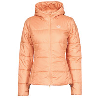 Ruhák Női Steppelt kabátok adidas Originals SLIM JACKET Pír / Ambiant