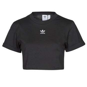 Ruhák Női Rövid ujjú pólók adidas Originals TEE Fekete