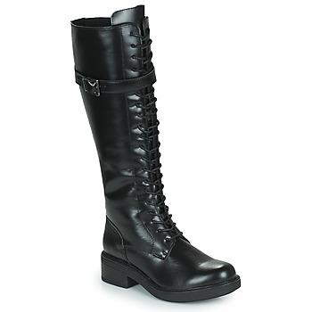 Cipők Női Városi csizmák Chattawak ROSSA Fekete