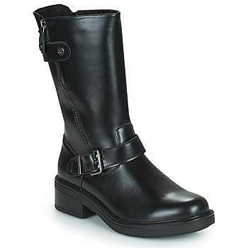 Cipők Női Csizmák Chattawak CAROLINA Fekete