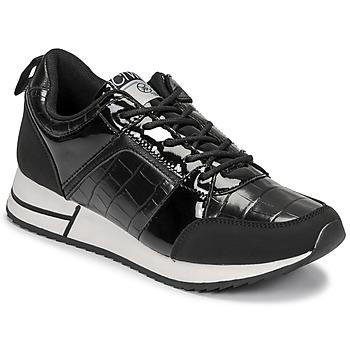 Cipők Női Rövid szárú edzőcipők Chattawak KANSAS Fekete