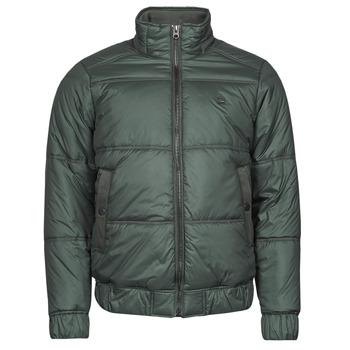 Ruhák Férfi Steppelt kabátok G-Star Raw MEEFIC QUILTED JKT Zöld