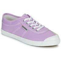 Cipők Női Rövid szárú edzőcipők Kawasaki ORIGINAL Lila