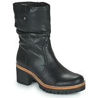 Cipők Női Csizmák Panama Jack PIERA Fekete