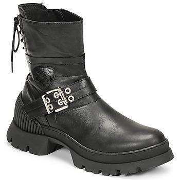 Cipők Női Csizmák Philippe Morvan CAMIX Fekete