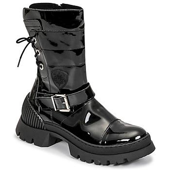 Cipők Női Csizmák Philippe Morvan CHARMY Fekete