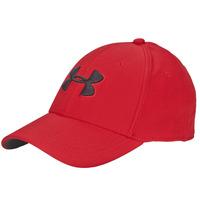 Textil kiegészítők Férfi Baseball sapkák Under Armour UA MEN'S BLITZING 3.0 CAP Piros / Fekete