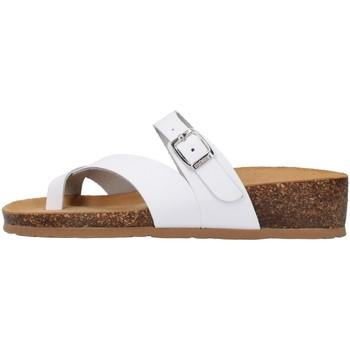 Cipők Női Papucsok Bionatura 12A456 WHITE