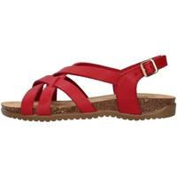 Cipők Női Szandálok / Saruk Bionatura 34A2168 RED