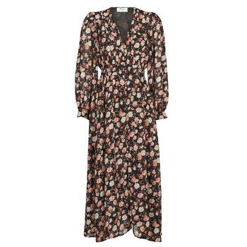 Ruhák Női Hosszú ruhák Betty London PILOMENE Fekete