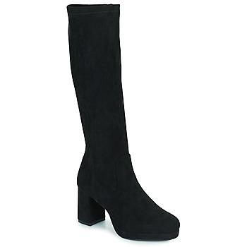 Cipők Női Városi csizmák Moony Mood PENILA Fekete