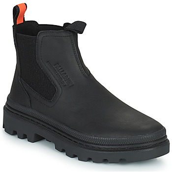 Cipők Csizmák Palladium PALLATROOPER WATERPROOF Fekete