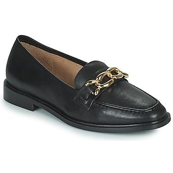 Cipők Női Mokkaszínek San Marina MARCIE Fekete