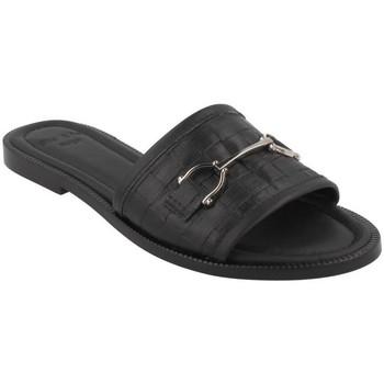 Cipők Női Papucsok She - He  Negro