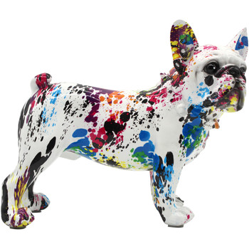 Otthon Szobrok, figurák Signes Grimalt Francia Bulldog Ül Azul