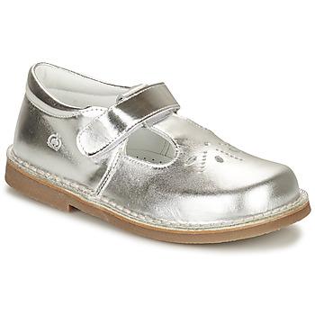 Cipők Lány Balerina cipők  Citrouille et Compagnie NEW 20 Ezüst