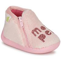 Cipők Lány Mamuszok Citrouille et Compagnie PRADS Rózsaszín