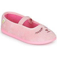 Cipők Lány Mamuszok Citrouille et Compagnie PIDDI Rózsaszín