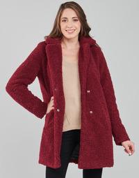 Ruhák Női Kabátok Noisy May NMGABI Bordó