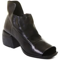 Cipők Női Bokacsizmák Rebecca White T0402 |Rebecca White| D??msk?? kotn??kov?? boty z ?ern?? telec?? k??e,