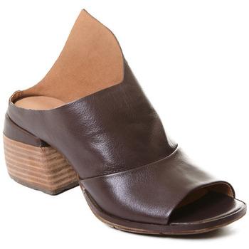 Cipők Női Bokacsizmák Rebecca White T0403 |Rebecca White| D??msk?? mokas??ny z telec?? k??e v k??vov?? bar