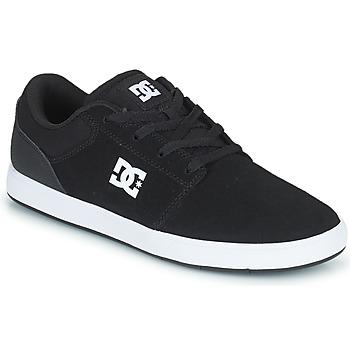 Cipők Férfi Rövid szárú edzőcipők DC Shoes CRISIS 2 Fekete  / Fehér
