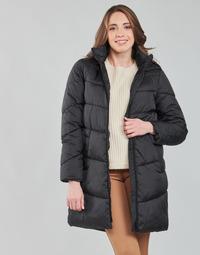 Ruhák Női Kabátok Vila VIADAYA Fekete