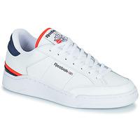 Cipők Rövid szárú edzőcipők Reebok Classic AD COURT Fehér / Kék / Piros
