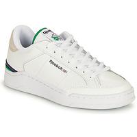 Cipők Rövid szárú edzőcipők Reebok Classic AD COURT Fehér / Zöld