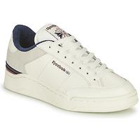 Cipők Rövid szárú edzőcipők Reebok Classic AD COURT Fehér / Kék