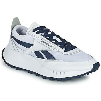 Cipők Rövid szárú edzőcipők Reebok Classic CL LEGACY Fehér / Kék
