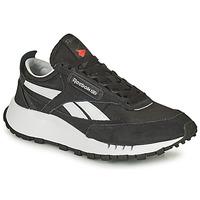 Cipők Rövid szárú edzőcipők Reebok Classic CL LEGACY Fekete  / Fehér