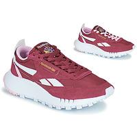 Cipők Női Rövid szárú edzőcipők Reebok Classic CL LEGACY Bordó / Fehér