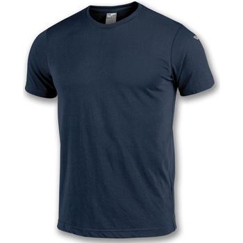Ruhák Fiú Rövid ujjú pólók Joma T-shirt  NIMES bleu marine