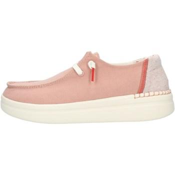 Cipők Női Vitorlás cipők Hey Dude 121945031 Rose