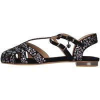 Cipők Női Szandálok / Saruk Alma En Pena V21233 BLACK
