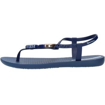 Cipők Női Lábujjközös papucsok Ipanema IP26393 Blue