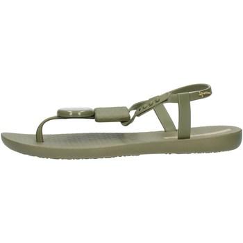 Cipők Női Lábujjközös papucsok Ipanema IP82827 Green