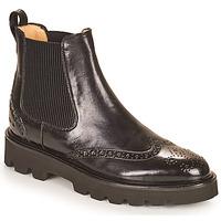 Cipők Női Csizmák Melvin & Hamilton SELINA 29 Fekete