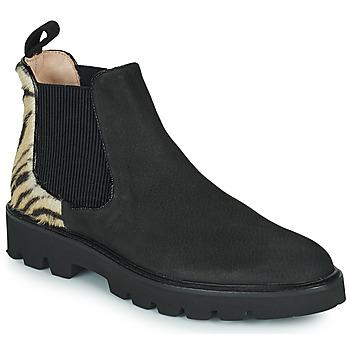 Cipők Női Csizmák Melvin & Hamilton SELINA 37 Fekete
