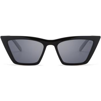 Órák & Ékszerek Napszemüvegek Hanukeii Pacific Fekete