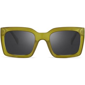 Órák & Ékszerek Napszemüvegek Hanukeii Hyde Zöld