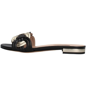 Cipők Női Papucsok Albano 8115 BLACK
