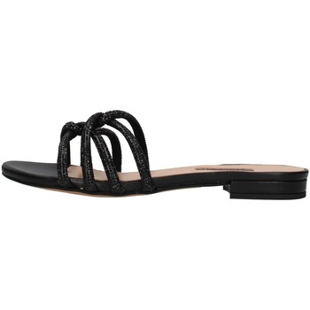 Cipők Női Papucsok Albano 8120 BLACK