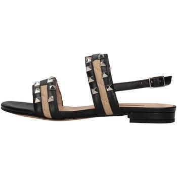 Cipők Női Szandálok / Saruk Albano 8116 BLACK