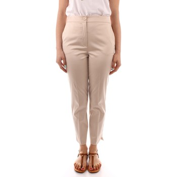 Ruhák Női Chino nadrágok / Carrot nadrágok Marella OMELIA BEIGE
