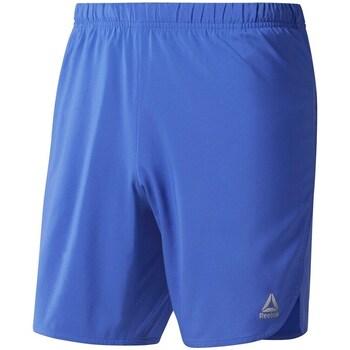 Ruhák Férfi Rövidnadrágok Reebok Sport 7 Inch Short Kék