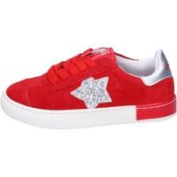 Cipők Lány Rövid szárú edzőcipők Holalà BH10 Piros